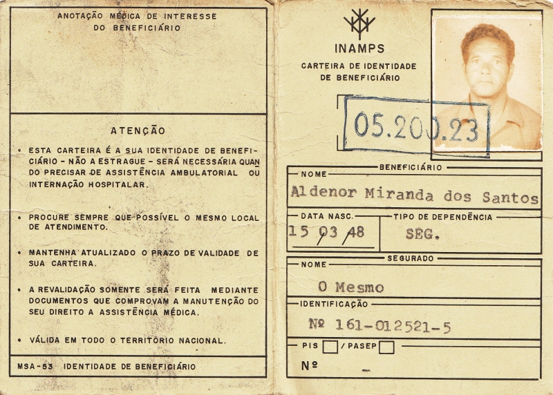 Documento INAMPS